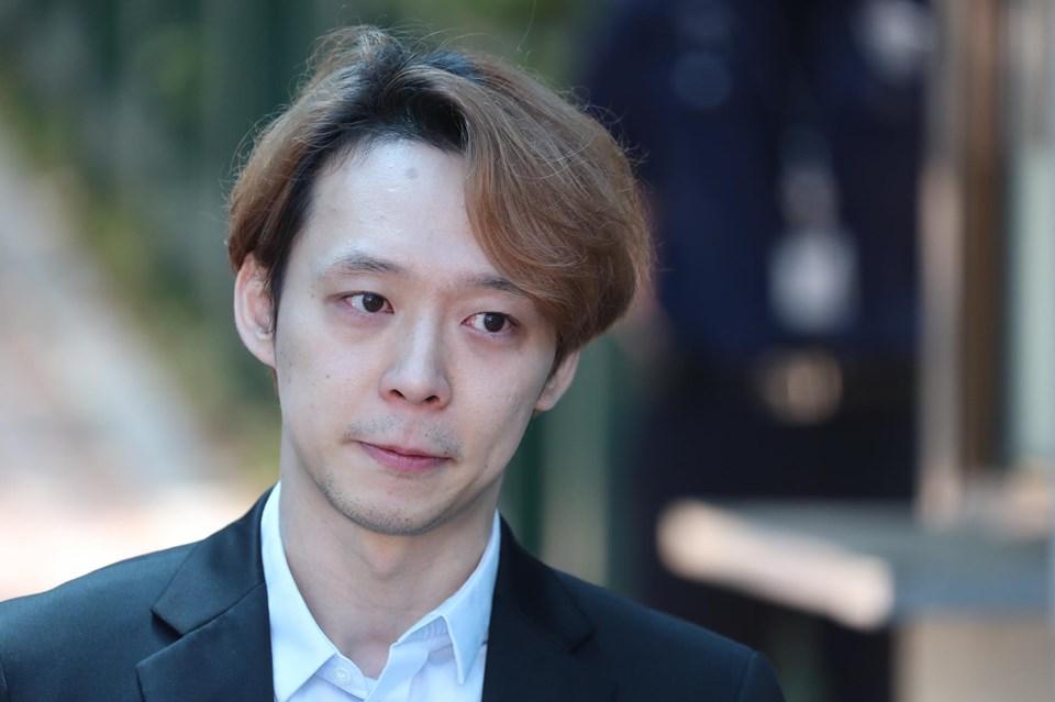 Park Yoochun lãnh án tù treo tội mua và sử dụng ma túy đá