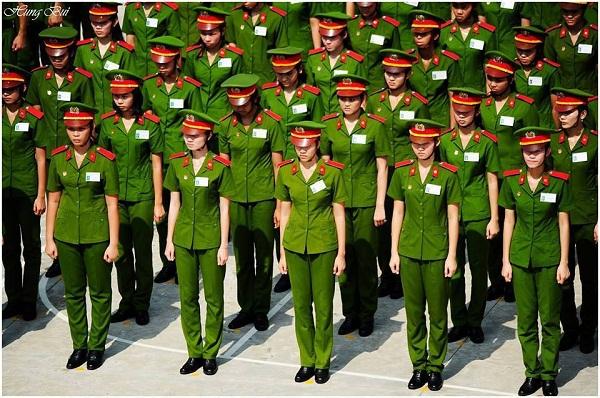 Phú Thọ: Ba nữ chiến sỹ Công an bị đối tượng nhiễm HIV cắn