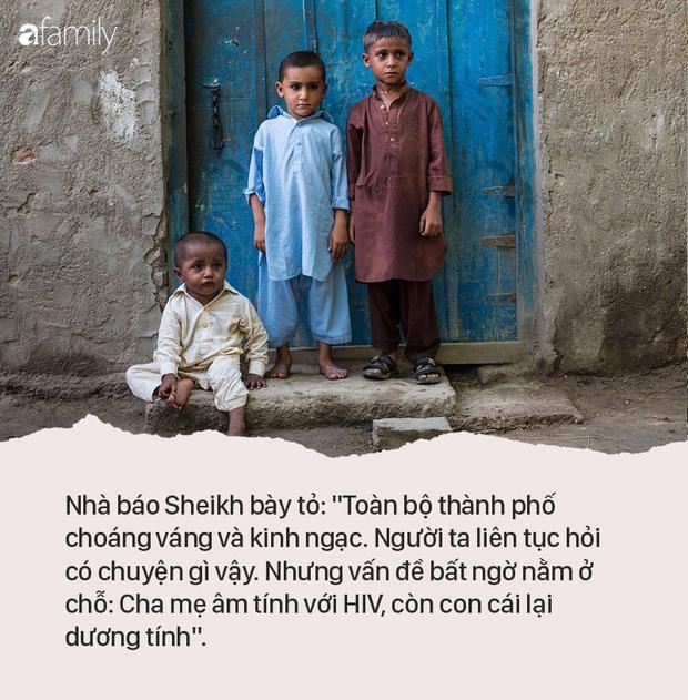 """Câu chuyện của hàng trăm đứa trẻ dương tính với HIV và sự chối bỏ của cộng đồng như một """"bản án tử hình"""""""