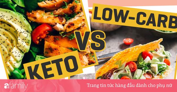 Nhầm lẫn giữa phương pháp ăn Keto và Low-carb khiến nhiều người không giảm được cân