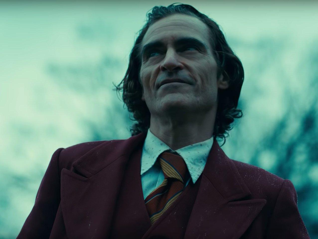 Joaquin Phoenix - lá bài tẩy của 'Joker'