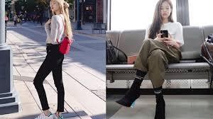 """5 kiểu giày """"đinh"""" của Black Pink: Các cô gái học hỏi shopping thì không lệch trend đi đâu được, nóng hay lạnh vẫn sành điệu tuyệt đối"""