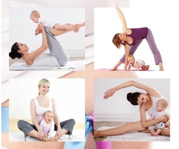 3 giai đoạn phục hồi vóc dáng sau sinh