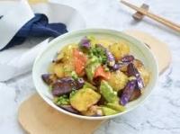 Bữa cơm ngày rằm không thể bỏ qua món rau củ xào chay ngon hết cỡ