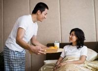 Khi chồng giúp vợ tìm lại chính mình