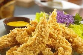 Cánh gà chiên xù giòn thơm, nhâm nhi ăn vặt cũng ngon mà ăn cơm cũng tuyệt!
