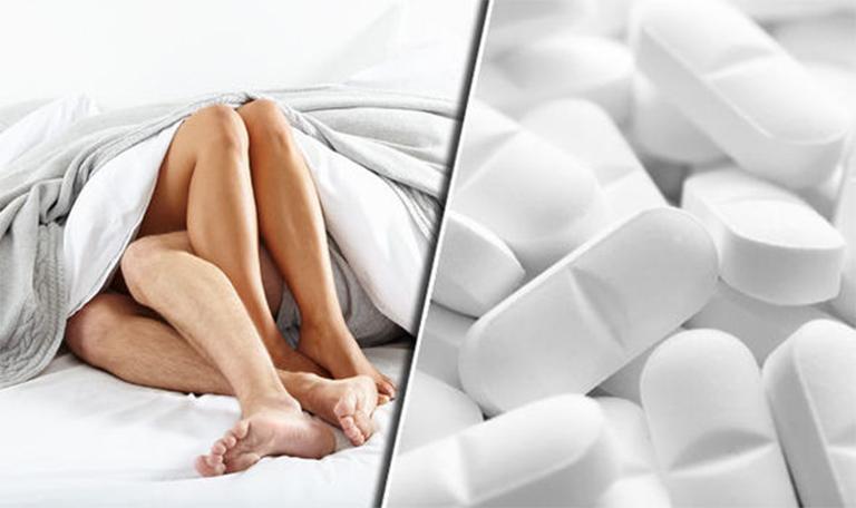 Những phiền toái khi uống thuốc ức chế men PDE5 trị rối loạn cương (P.1)