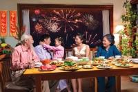 Dinh dưỡng phù hợp cho người cao tuổi đón Tết