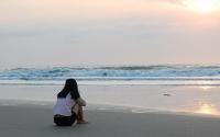 Có ai thấy cô đơn trước biển cả?