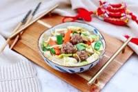 Miến thịt rau củ: Duy nhất 1 món cho bữa tối mà đủ chất - ngon và không gây tăng cân!