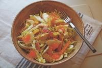 Tôi làm món salad này ăn trưa 2 tuần, vòng eo giảm tới 3cm!