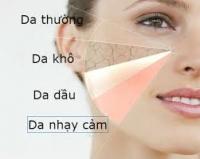 Nhận biết da để chăm sóc đúng