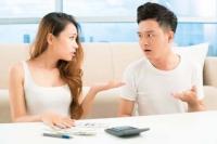 Chồng có yêu tôi khi quá rạch ròi chuyện tiền nong?
