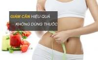 Làm gì để giảm cân dễ dàng ?