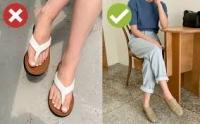 """Nắng nóng cực độ, chị em mà đi 3 kiểu giày dép này thì xác định """"cháy chân"""" thảm hại"""