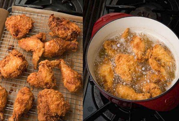 Cách làm gà rán KFC đơn giản tại nhà ngon như ngoài hàng