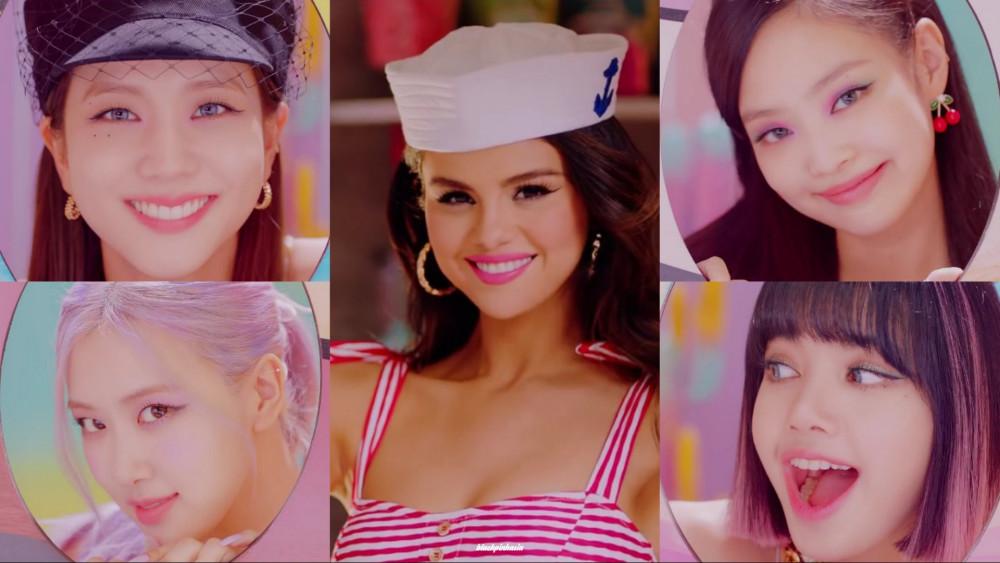 "Selena Gomez bị Blackpink ""ám ảnh"""