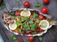 Cá nướng với nguyên liệu vừa lạ vừa quen, lại độc đáo không lo mùi tanh