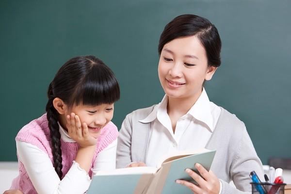 Trong não trẻ lớp một có gì?