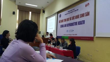 Mô hình Tình nguyện trẻ- Thúc đẩy quyền sức khỏe sinh sản, tình dục của vị thành niên Việt Nam
