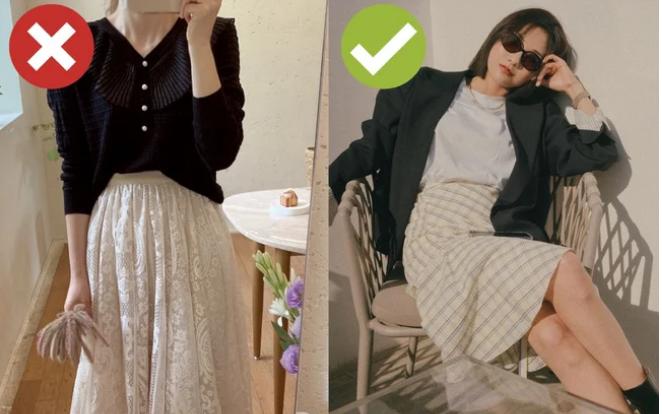 3 kiểu chân váy đừng bao giờ sắm nếu không muốn tụt hạng phong cách