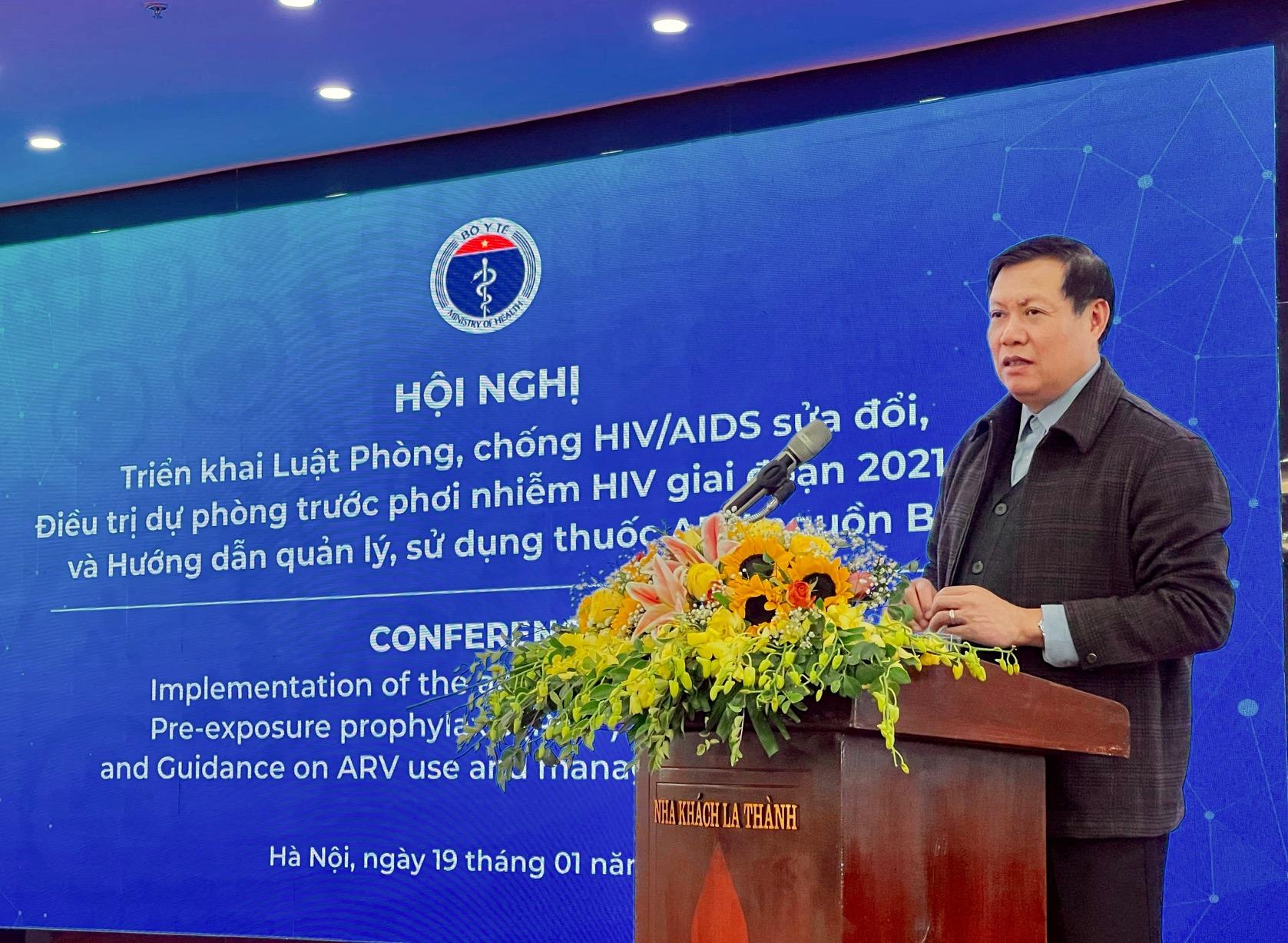Việt Nam dẫn đầu trong cung cấp các dịch vụ điều trị HIV chất lượng