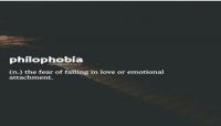 Philophobia hội chứng sợ yêu
