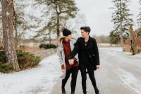 Những ý tưởng hẹn hò thú vị cho mùa đông