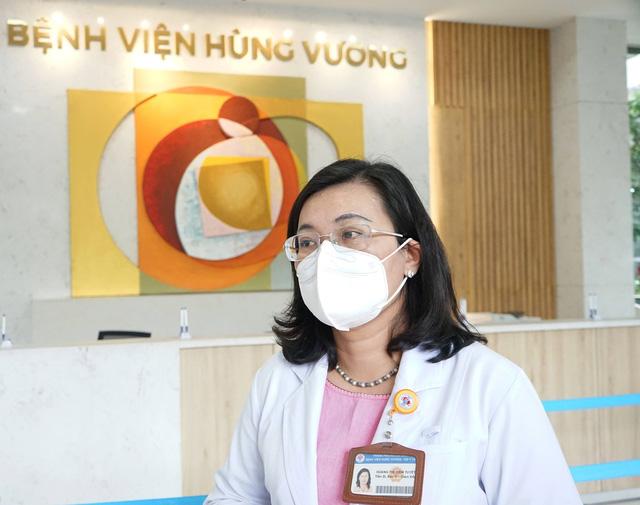 Trăn trở của bác sĩ tại nơi có nhiều sản phụ mắc COVID-19 nhất TP.HCM